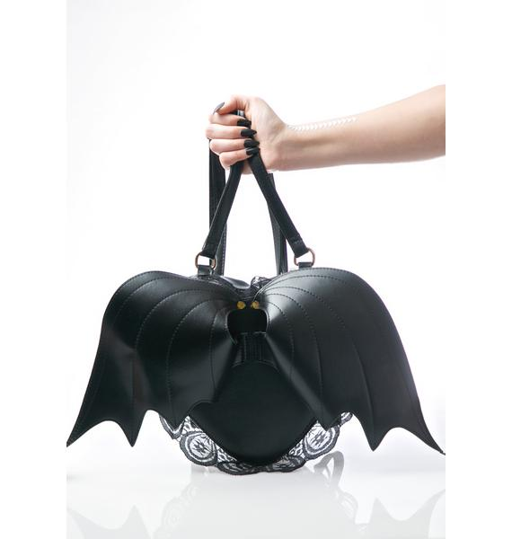 Bat Outta Hell Backpack