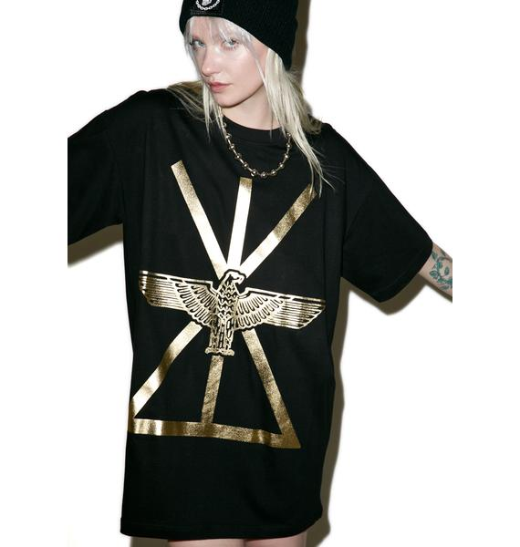 Long Clothing x BOY London Union Oversized Tee