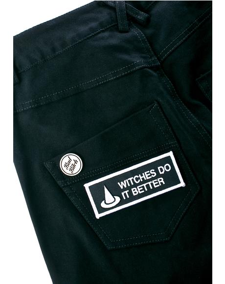 Witches Do It Better Patch