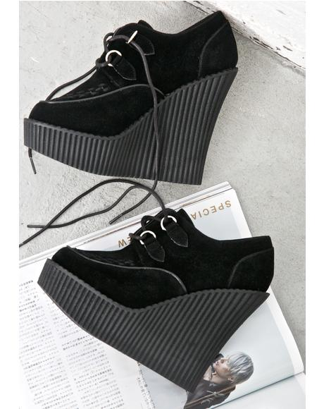 Distraught Creeper Wedges