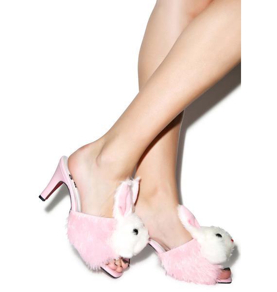 O Mighty Slutty Bunny Heels