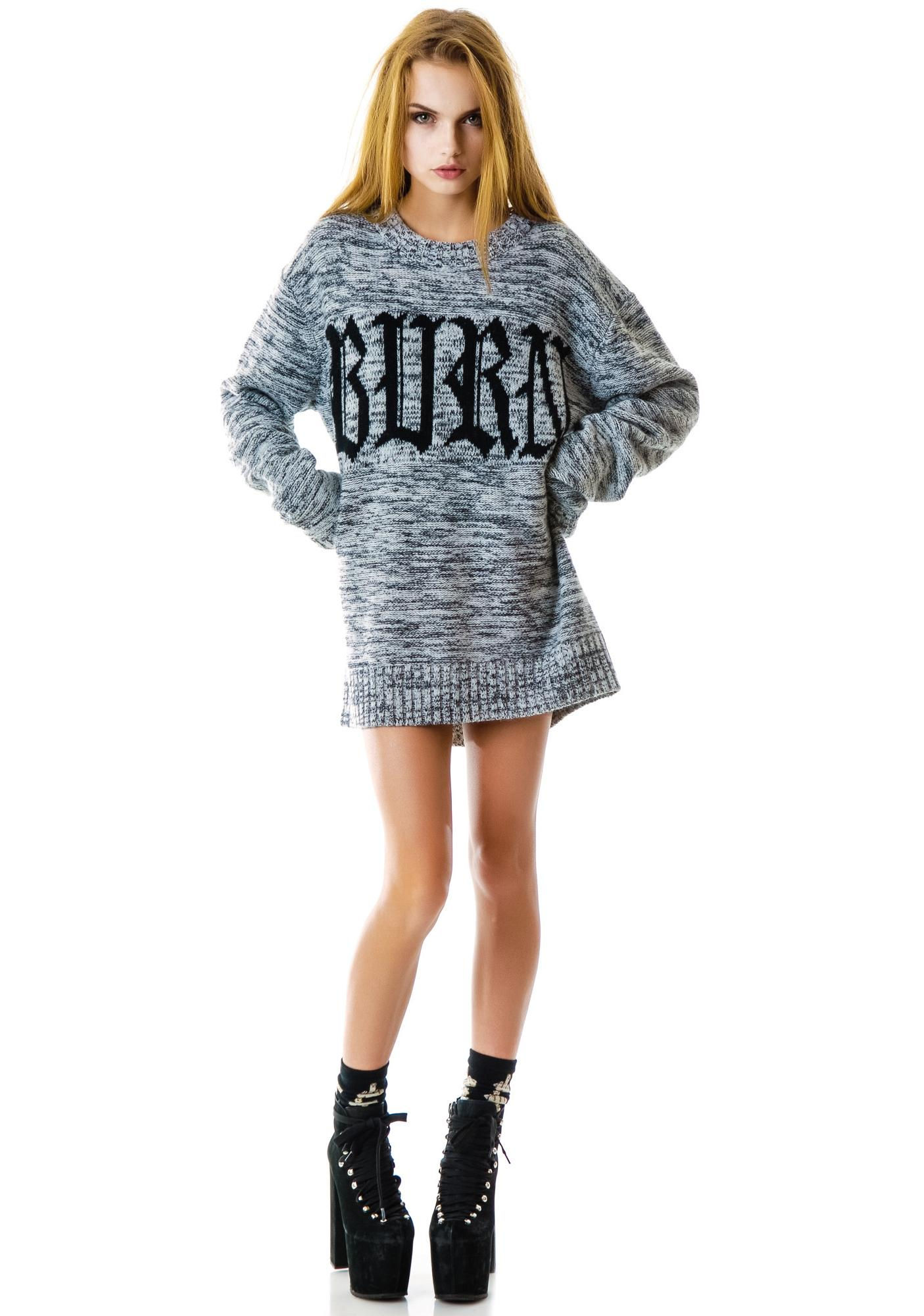 UNIF Burn Sweater