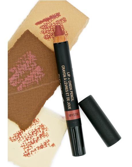 Mystic Lip + Cheek Pencil