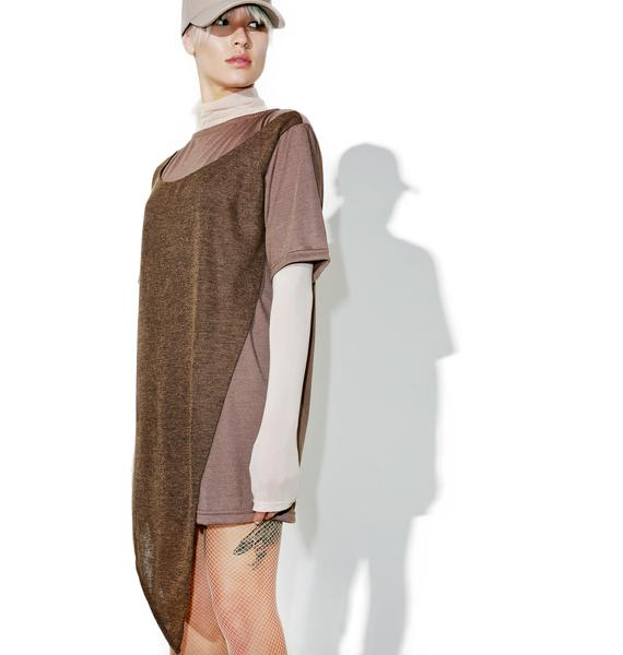 MNML Season One Asymmetrical Top