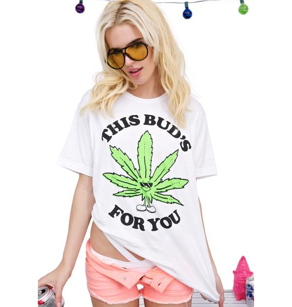 Burger And Friends This Bud's For You Tee