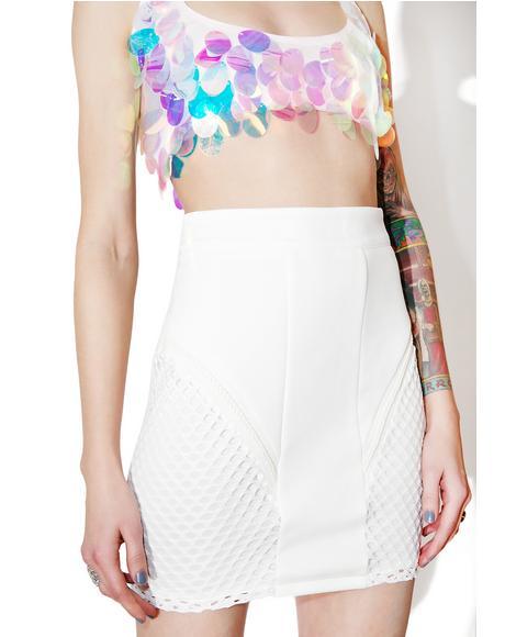 Hip and Bone Skirt