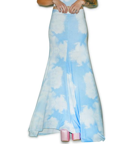 Wildfox Couture Stairway To Heaven Verona Skirt
