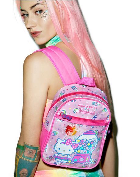 Hello Kitty Fresh Punch Mini Backpack
