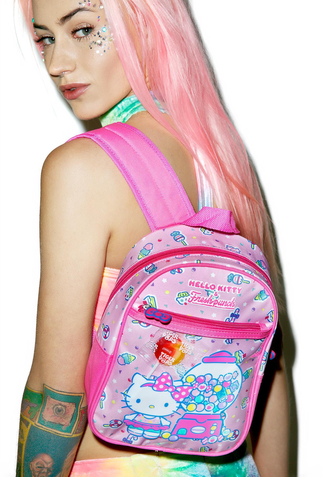 Sanrio Hello Kitty Fresh Punch Mini Backpack