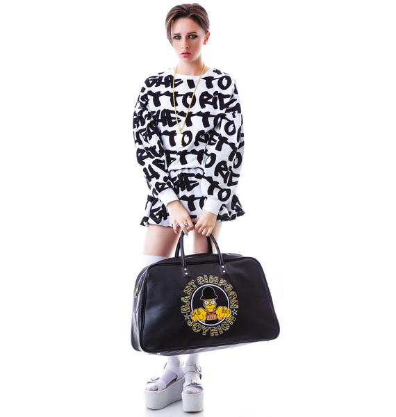 Joyrich Bad Boy Bart Boston Bag