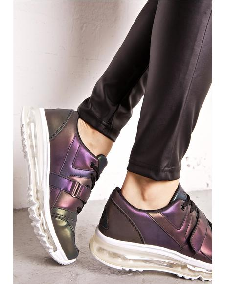 Aiire Reflective Sneakers