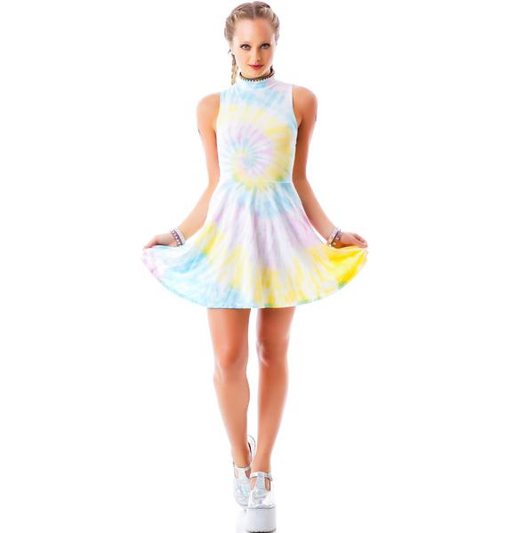 United Couture We're Fucked Sugar Doll Dress