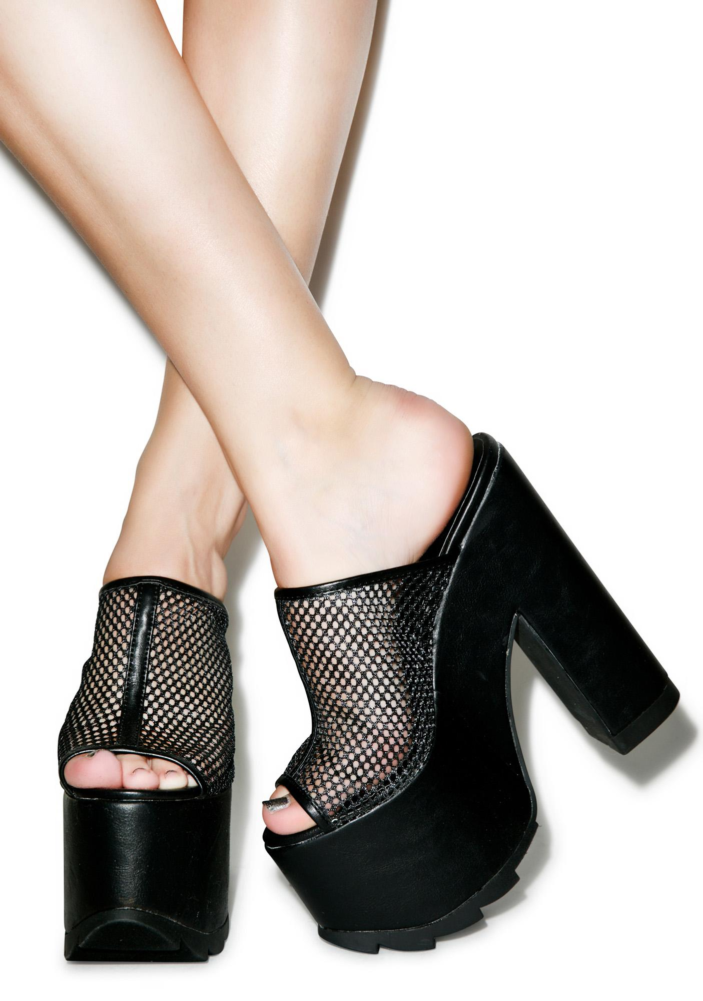 Y.R.U. Mesh Dream Platforms