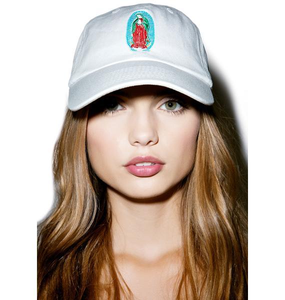 Virgin Mary Dad Hat