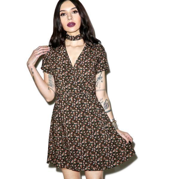 Valfré Mon Cheri Wrap Dress