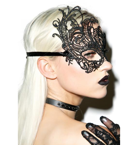 Femme Fantasy Eye Mask