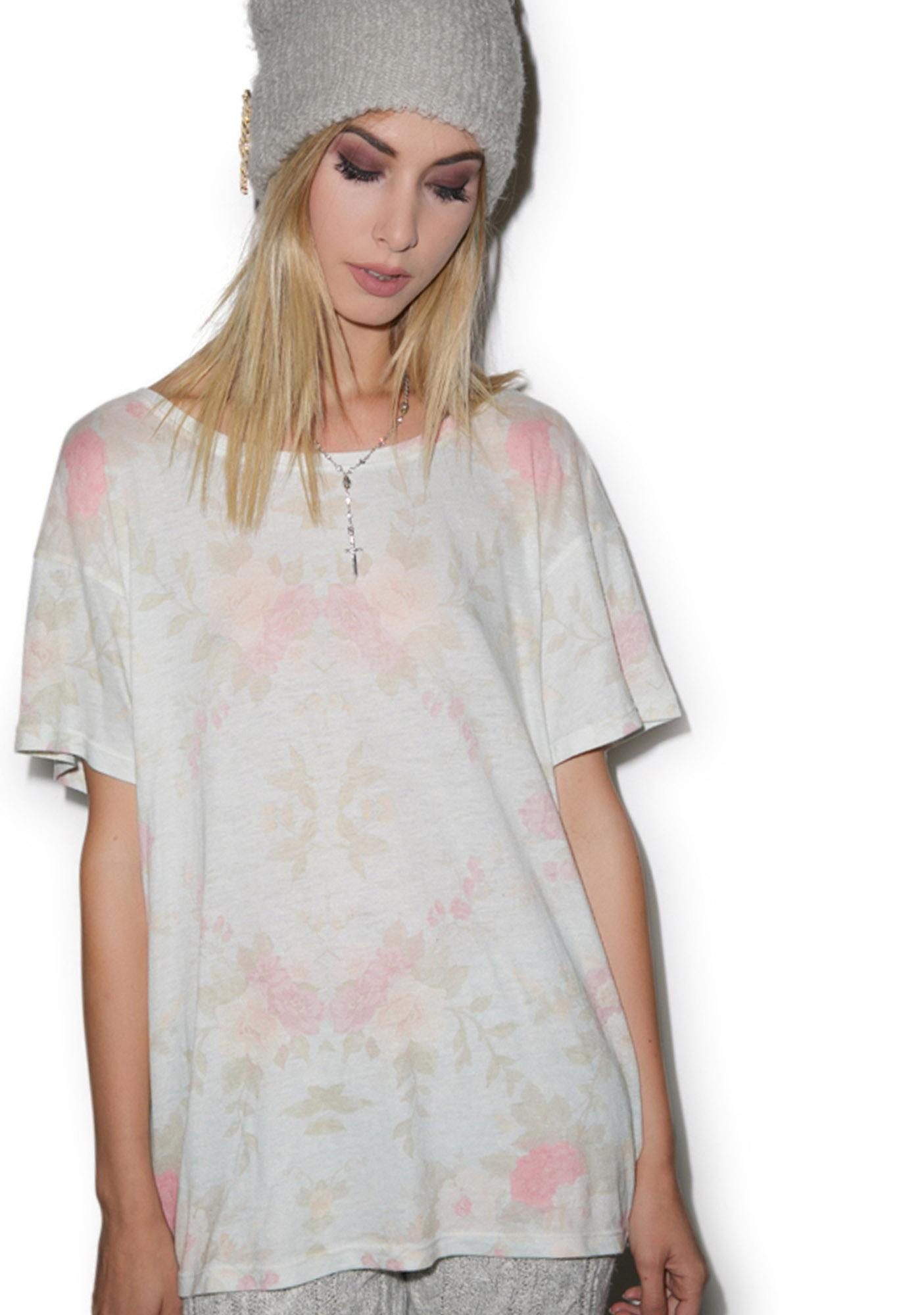 Wildfox Couture Austen Rose Unisex Tee