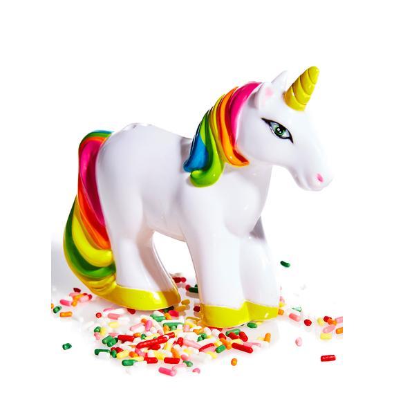Unicorn Sprinkle Shaker