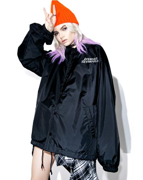 Afterlife Coaches Jacket