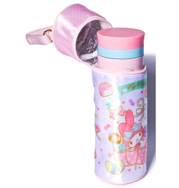 Sanrio My Melody Cherry Water Bottle