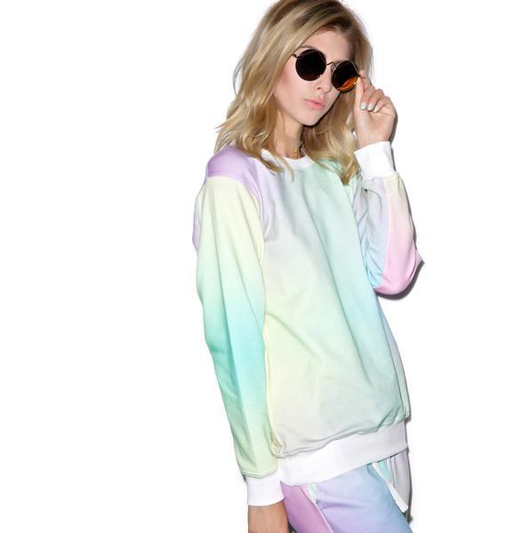 Local Heroes Rainbow Sweatshirt