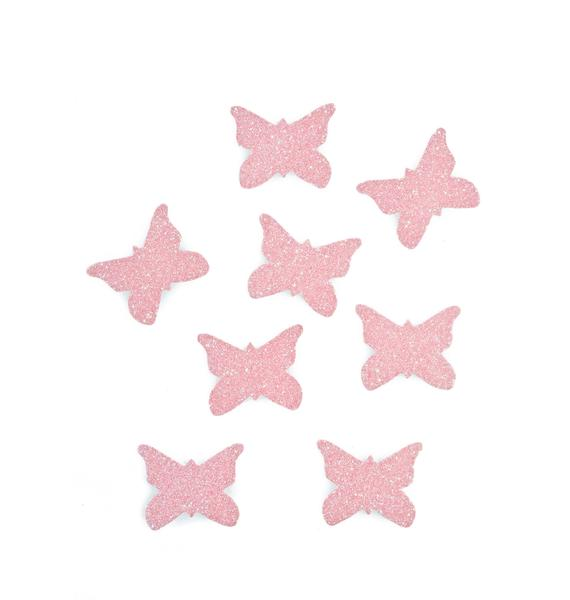 Pastease Glitter Butterfly Body Stickers