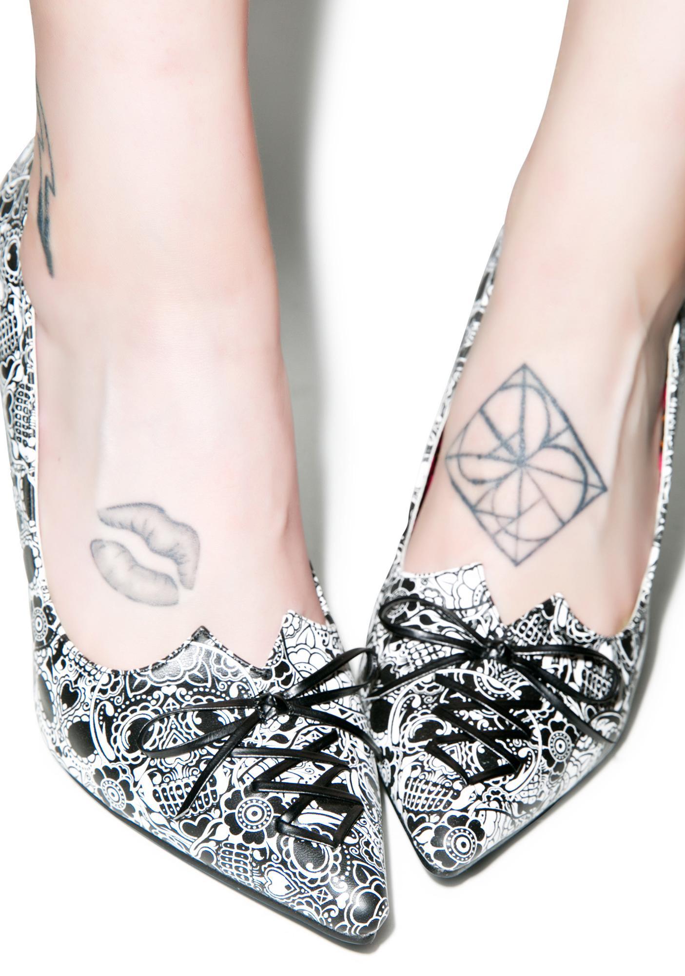 Iron Fist Sugar Coma Heels