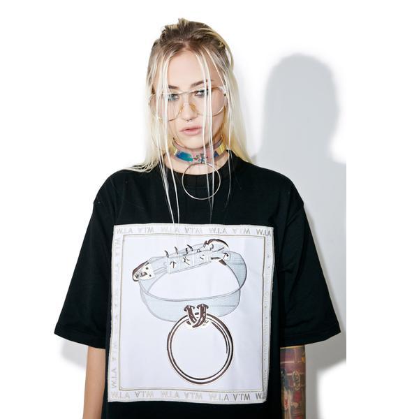 W.I.A Choker T-Shirt