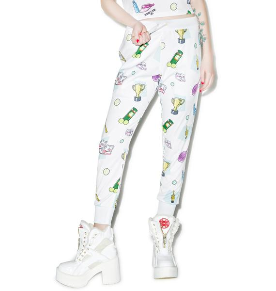 Joyrich X GIZA Tennis Club Pants