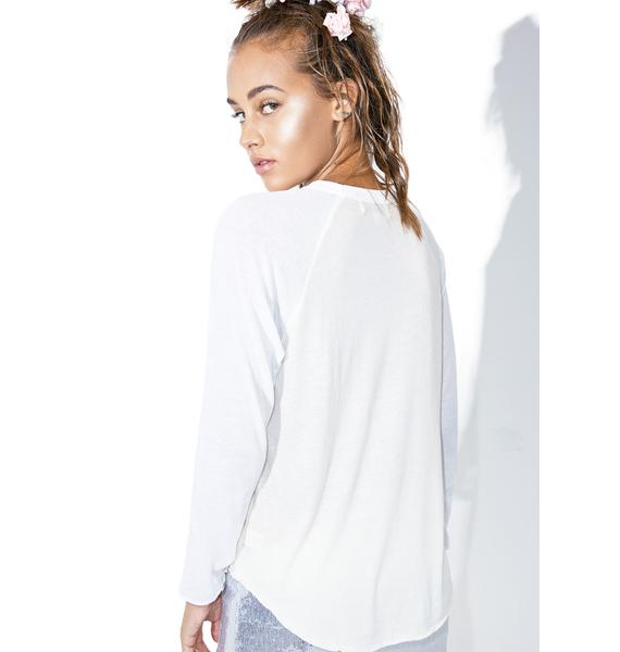 Wildfox Couture Chill Out Rebel Raglan