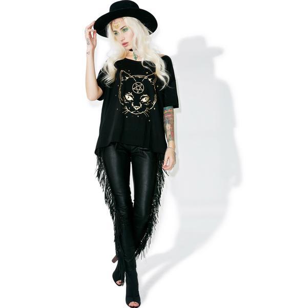 Wildfox Couture Magic Pet Alumni Tee