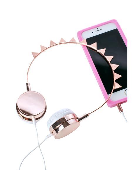 Crown Headphones