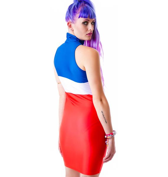Lazy Oaf Take It To The Max Dress