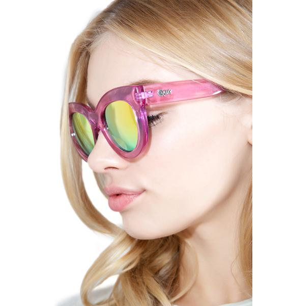 Quay Eyeware Delilah Sunglasses