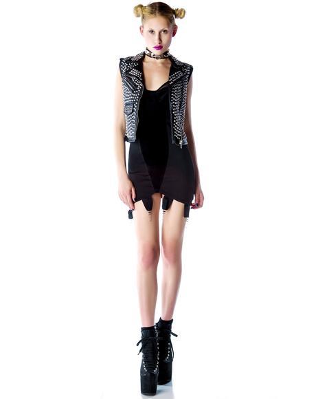 Garter Dress