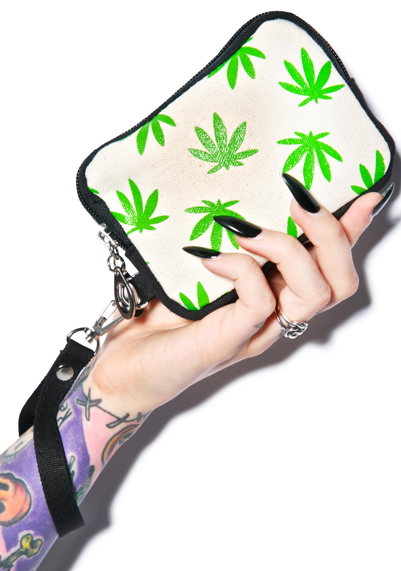 You Can Put Your Weed In There Pouch