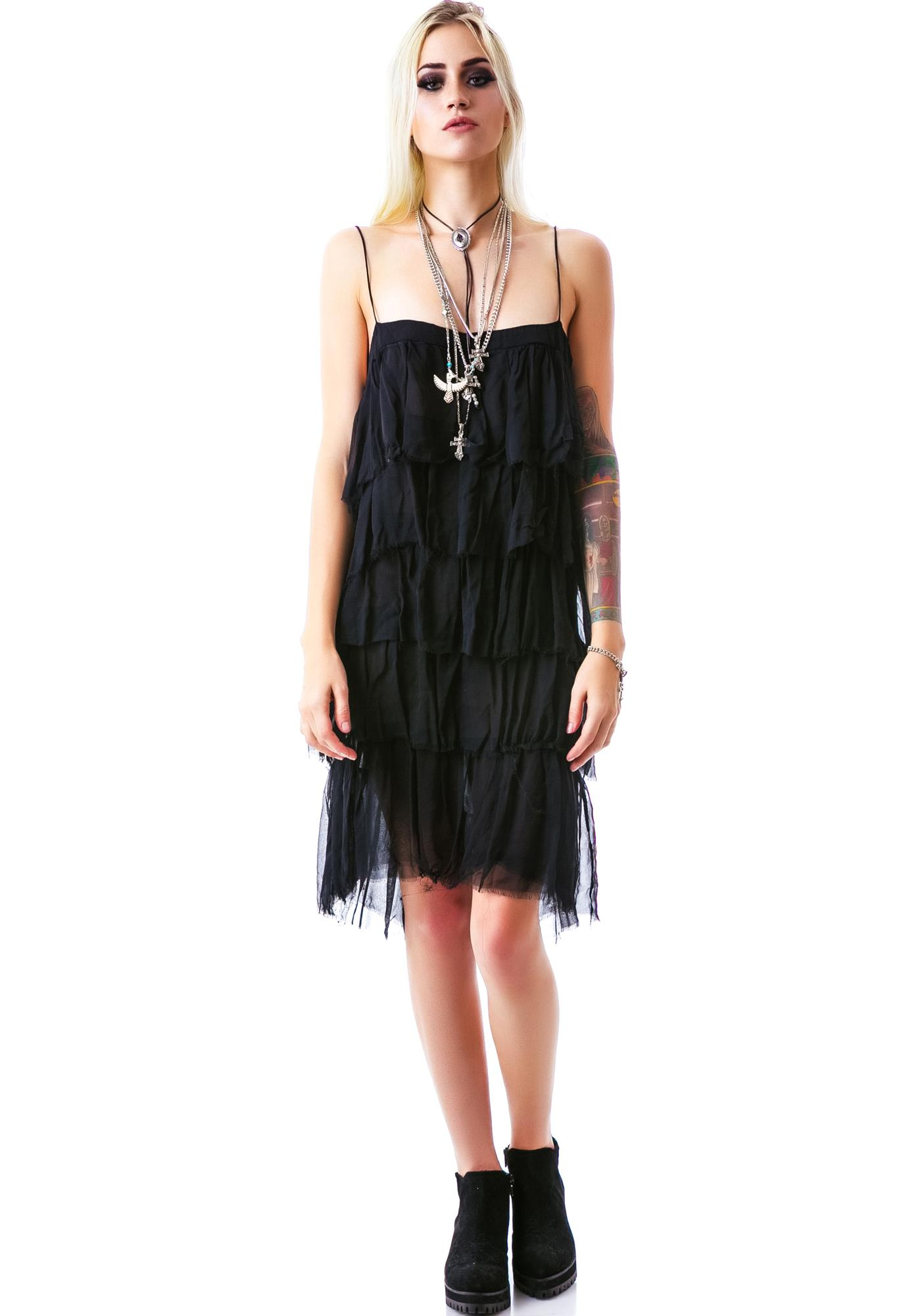 Bess NYC Shimmy Nights Dress