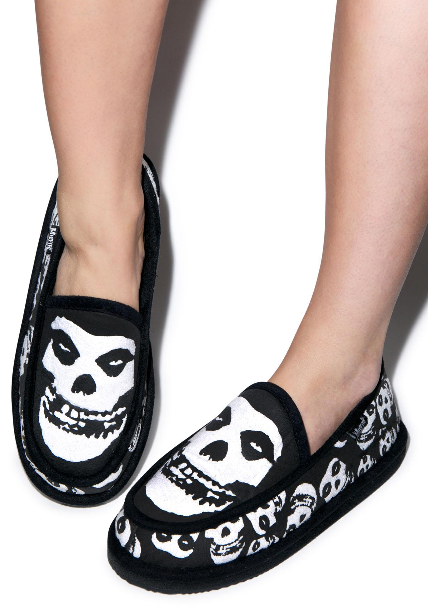 Iron Fist Misfits House Shoe