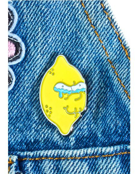 Lemon Of Troy Pin