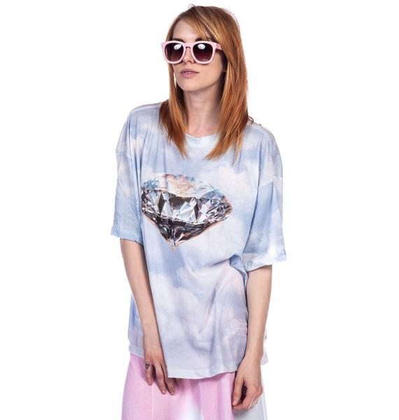 Wildfox Couture Diamond in the Rough Cobain Tee