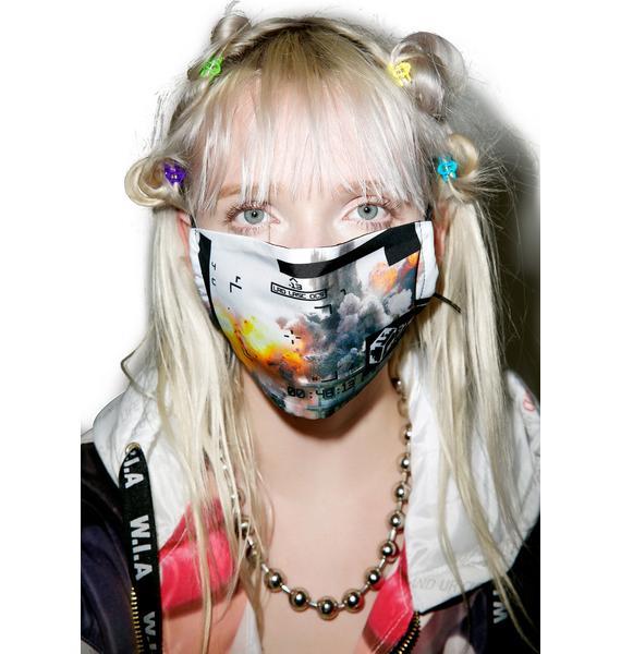 DAMAGE WWii Sars Mask