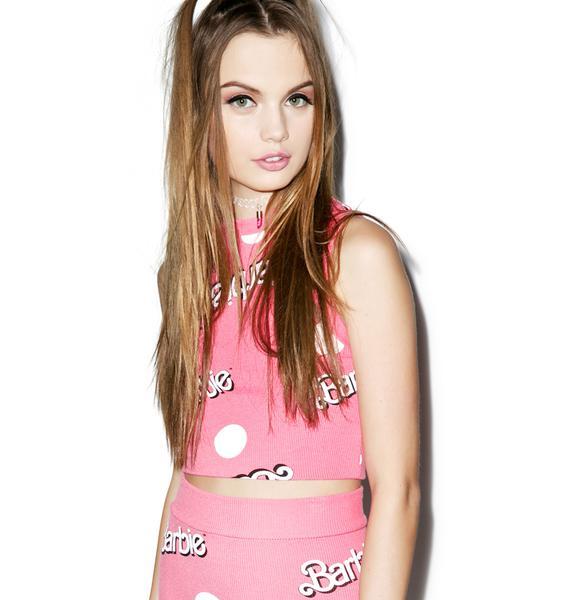Wildfox Couture Everywhere Barbie Keaton Tank