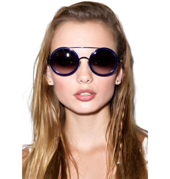 Wildfox Couture Winona Frame Sunglasses