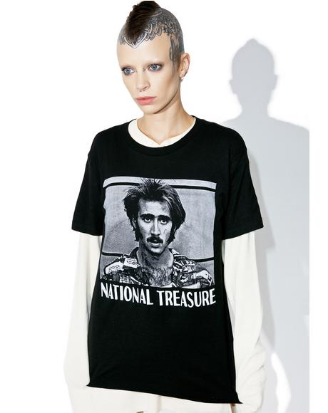 National Treasure Tee