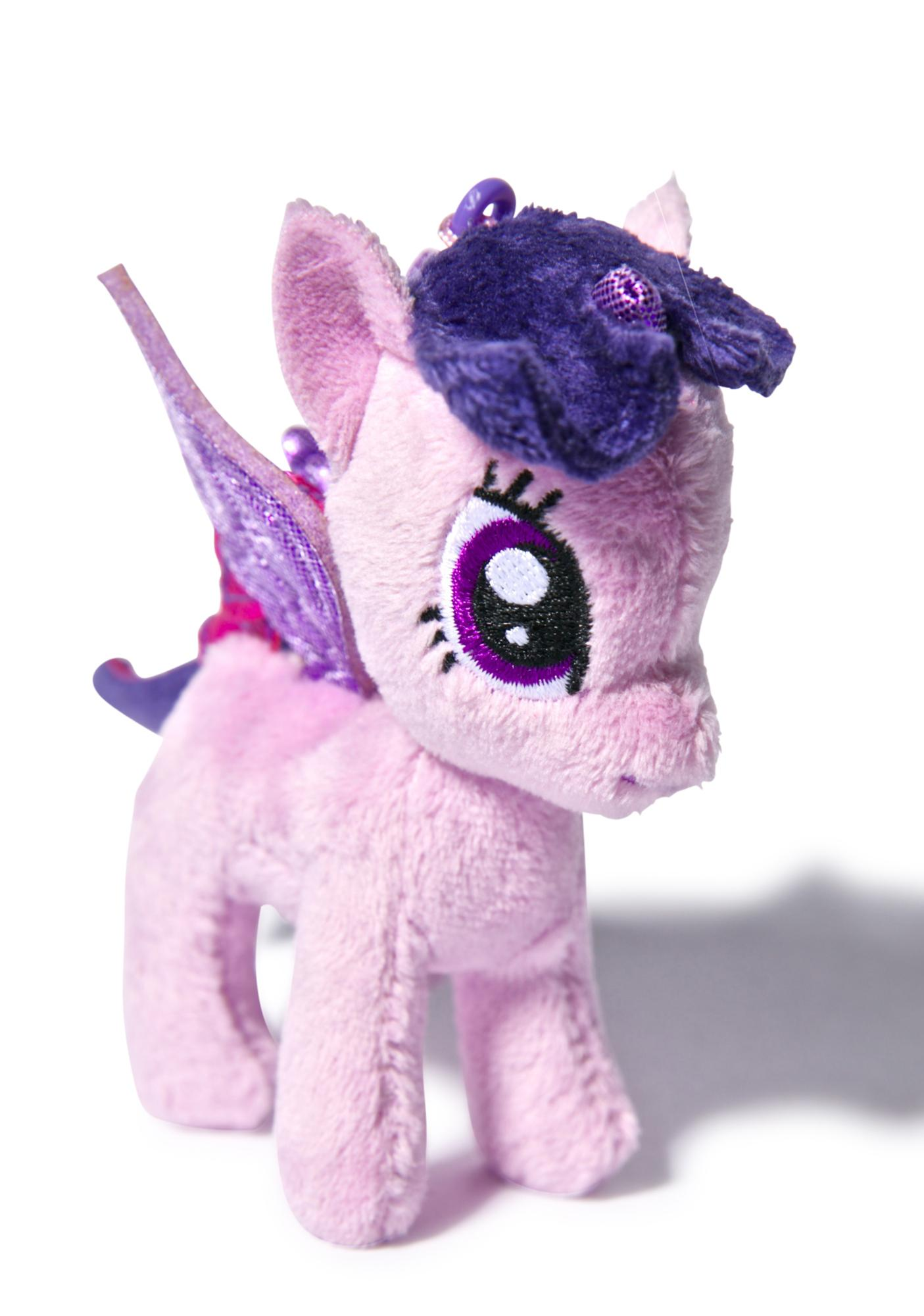 Princess Twilight Sparkle PlushyClip-On