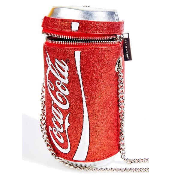 Skinnydip Coke Can Cross Body Bag