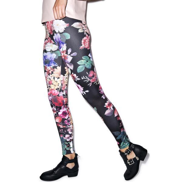 Take My Flower Leggings