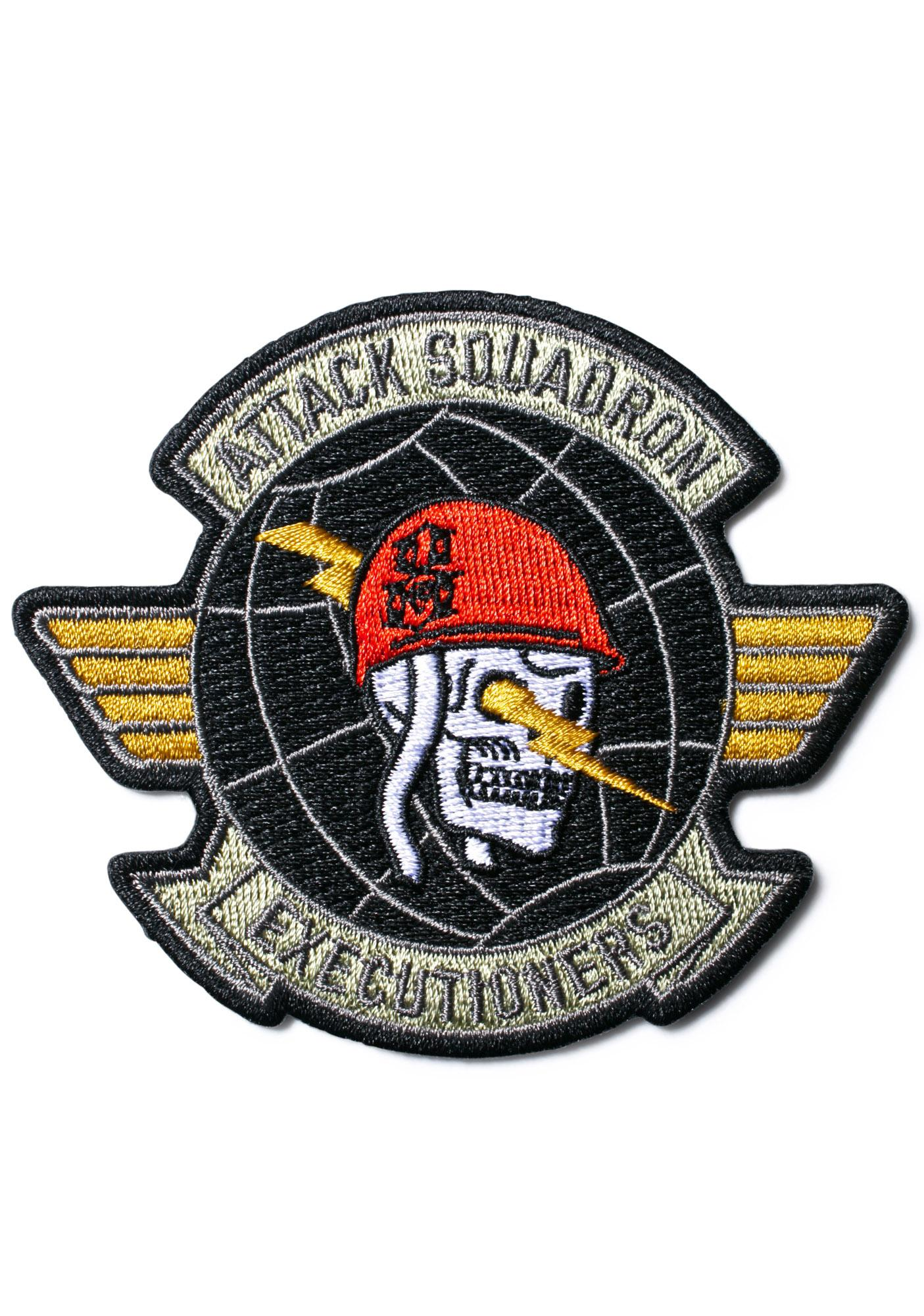 Rebel8 Attack Squadron Executioners Patch