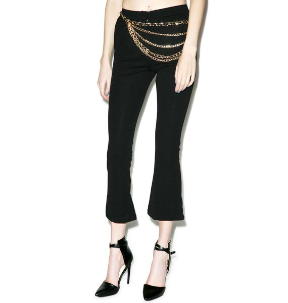 Mia Cropped Pants