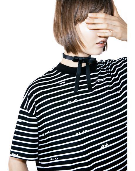 Peeping Eyes T-Shirt